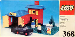 368-Taxi Station