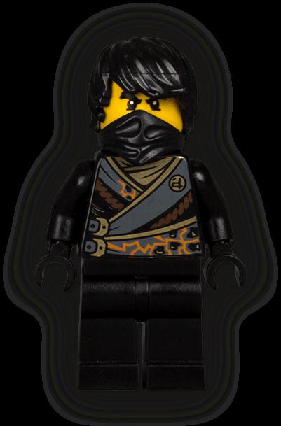 lego ninjago cole 2014