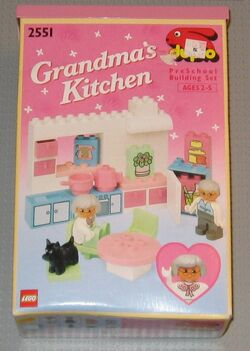 2551-Grandma's Kitchen