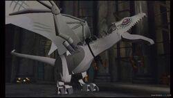 Gringotts Dragon 1