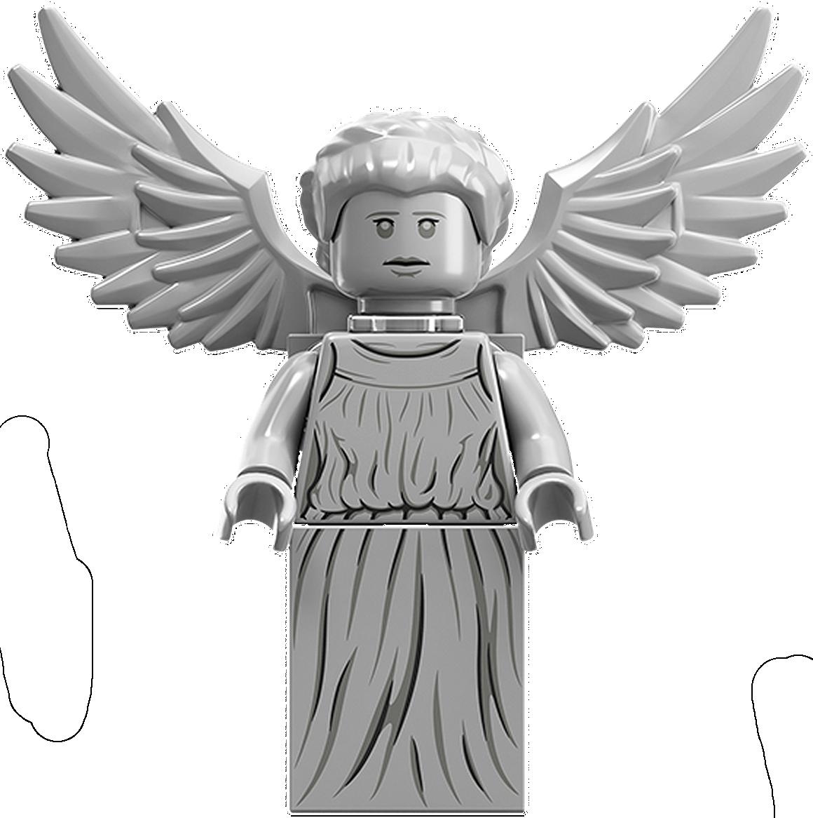 weeping angel brickipedia fandom powered by wikia