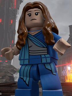 Lego jane