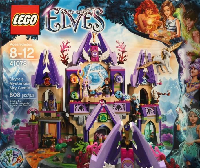 41078 Skyra S Mysterious Sky Castle Brickipedia Fandom