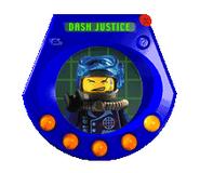 Desktop minifigs dash justice