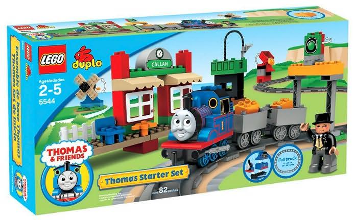 Thomas Building Blocks