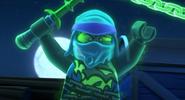 Wraith (Close-up)Ninjago