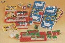 1078-Animal Mosaic Puzzle