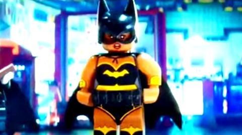 THE LEGO BATMAN MOVIE TV Spot 25 - Lady Bat (2017) Animated Comedy Movie HD