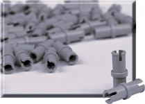 970012-Gray Connector Peg