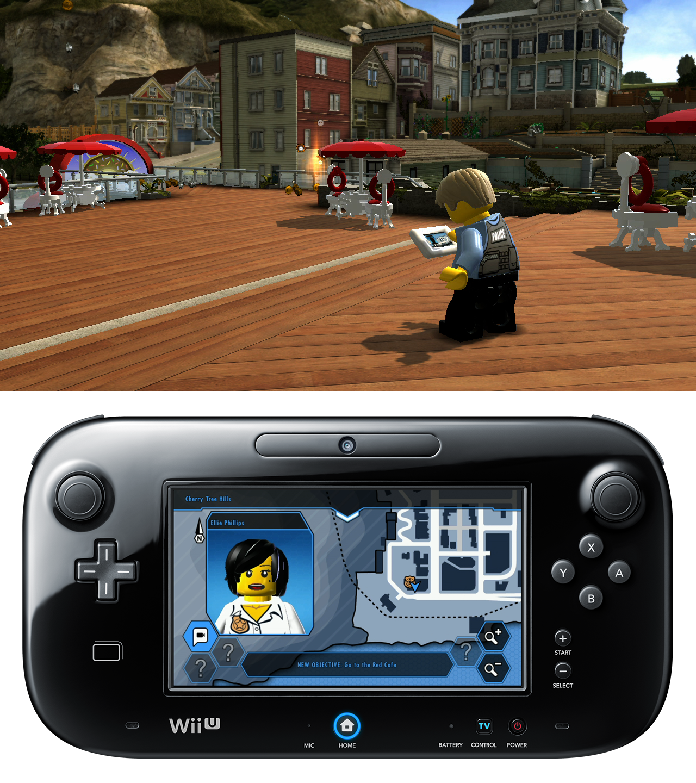 Image - Lego city undercover wii u.png | Brickipedia ...