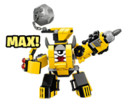Weldos Max vector by Dadaw