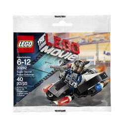 30282 Super Secret Police Enforcer bag