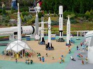 Lego Rockets