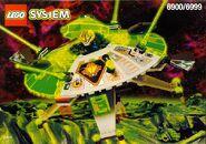 6900 Cyber Saucer