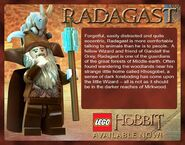 Radagast description