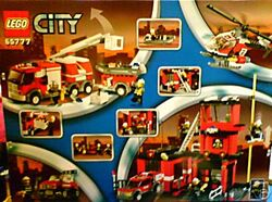 65777-City Fire Value Pack