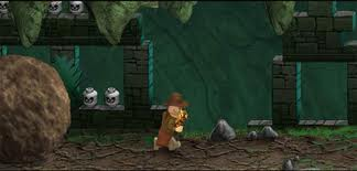 Lego Indiana Jones Adventure Game