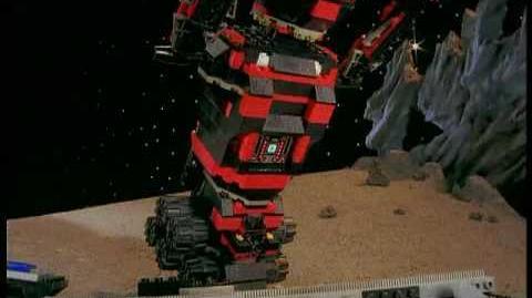 Lego System Space Spyrius