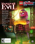 Lego Master of Evil DLC