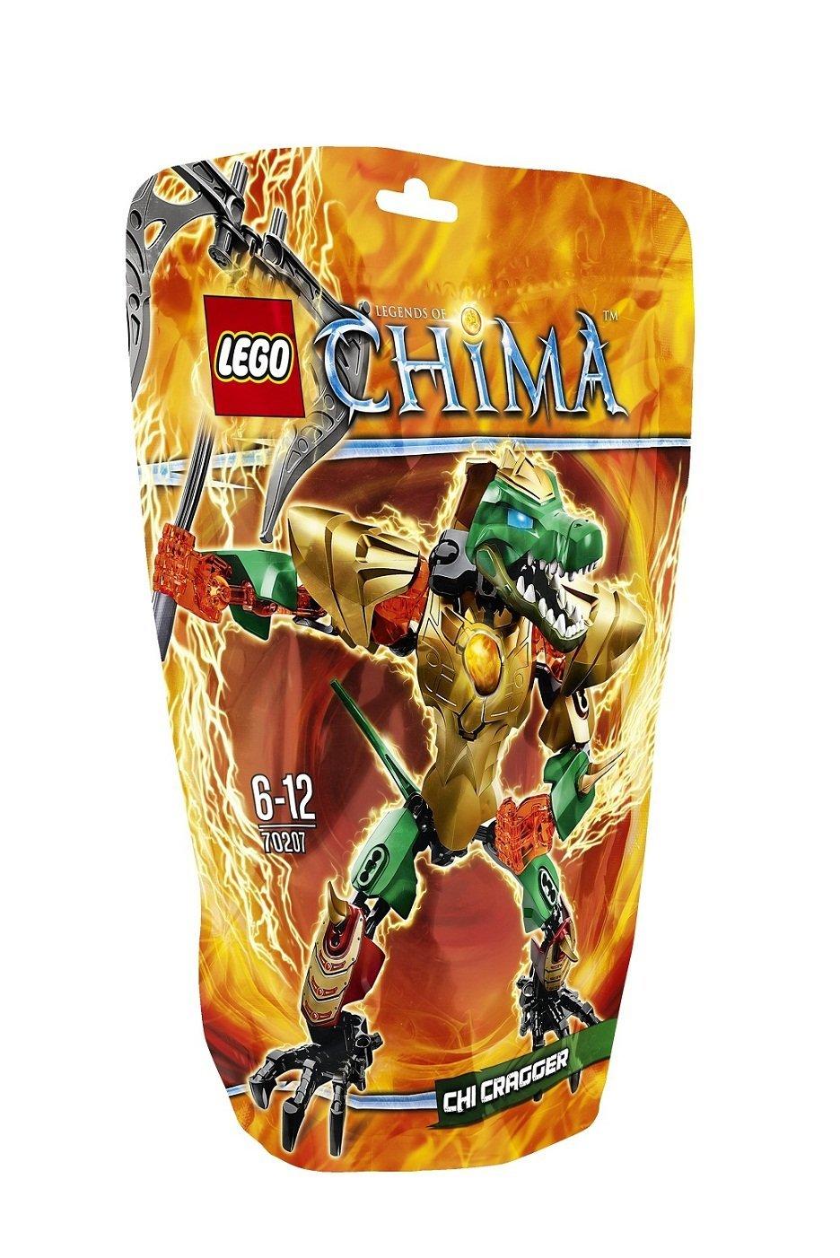 70207-Lego Chima CHI Cragger de LEGO
