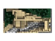 Lego Fallingwater 8