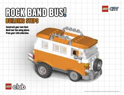Rock Band Bus