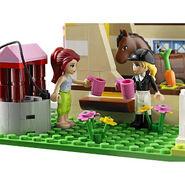 3189 les curies de heartlake city wiki lego wikia. Black Bedroom Furniture Sets. Home Design Ideas