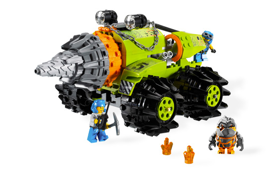 lego hero factory invasion from below instructions