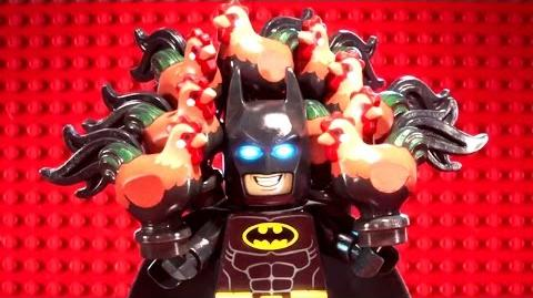 THE LEGO BATMAN MOVIE Promo Clip - Happy Chinese New Year (2017) Animated Comedy Movie HD