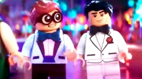 THE LEGO BATMAN MOVIE TV Spot 32 - Dick (2017) Animated Comedy Movie HD