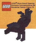 Frisco LEGO Store Grand Opening Set