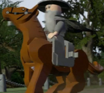 Rings Horse