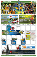 July 2013 Store Calendar