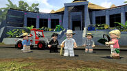 Lego jurassic world game