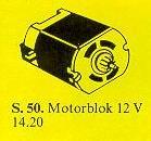 26-12V Motor
