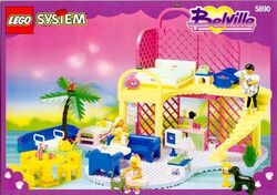 5890-Pretty Wishes Playhouse