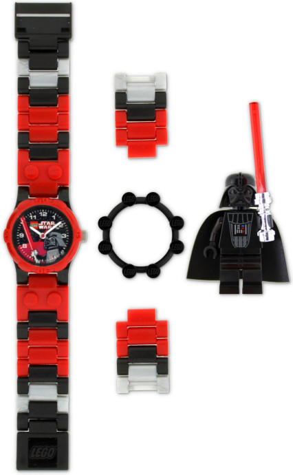 darth vader uhr 2850828 legopedia fandom powered by wikia. Black Bedroom Furniture Sets. Home Design Ideas
