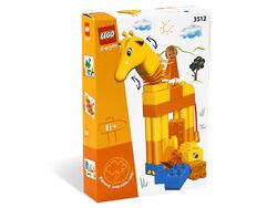 3512-Funny Giraffe