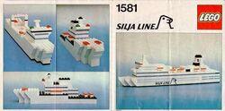 1581-Silja Line Ferry