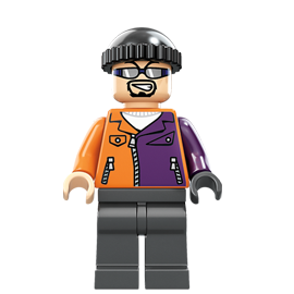 Homme De Main De Double Face Wiki Lego Fandom Powered