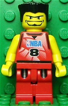 NBA player 08