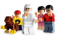 8161 Minifigures