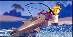 1790 Shark Fisherman