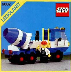 6682 Cement Mixer