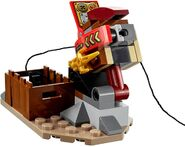 Lego Ninjago Titan Mech Battle 10