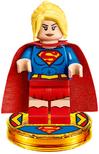Supergirl LEGO Dimensions minifigure