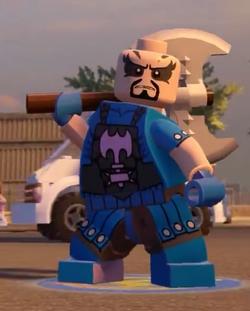 Lego executionner