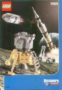 7468 Saturn V Moon Mission