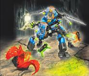 Surge rocka combat machine