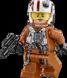 Lego Resistance X-Wing Pilot